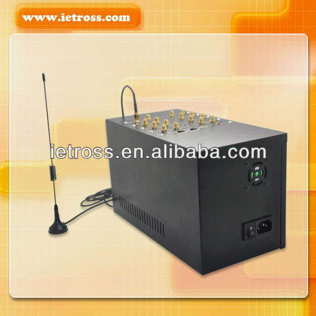 Solid 16 Channel GOIP Gateway voip gateway Support HTTP,DHCP,DNS