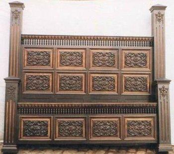 Chinioti Bed Set