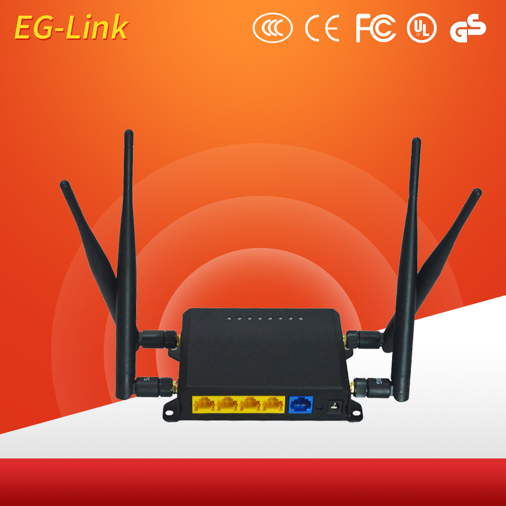 Wlan 3G 4G 12V Car Power Bus Free Wifi Wireless Router