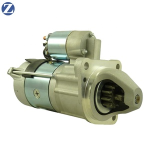 construction machine starter motor for perkins 2873K404 2873K621 102-260 3784889M2