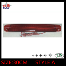 Auto rear spoiler led stop signal light