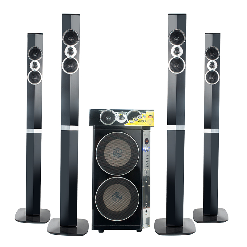 Mooi Design 5 1 Home Theater Speaker Systemen Beste Woofer Speaker Systemen Bass Thuisbioscoop 8088