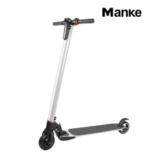 Manke Carbon fiber Self balancing electric scooter, smart balance 2 wheels self electric balance scooter with Handle