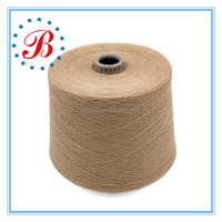 Nm 48/2 Merino wool 50%/ Bamboo fiber 50% Blended Knitting Yarn Wholesale China supplier raw white and dyed
