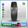 USA popular sizes tubeless radial truck tyre 295/75R22.5