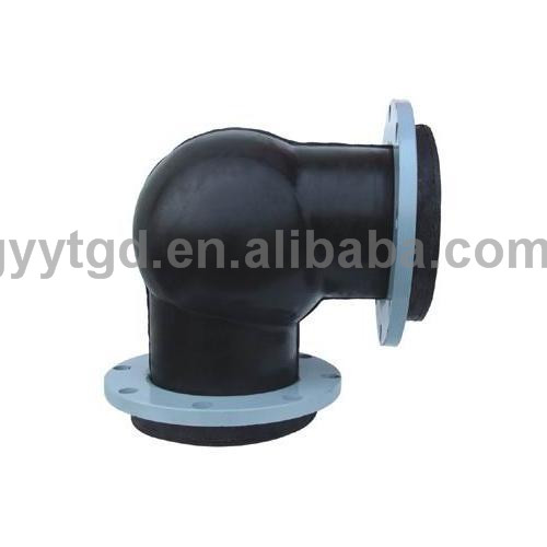 high performance 90 degree flexible rubber Elbow