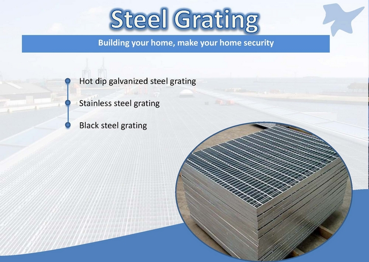 Guangzhou Factory Heavy Duty Galvanized Expanded Metal Steel Grating