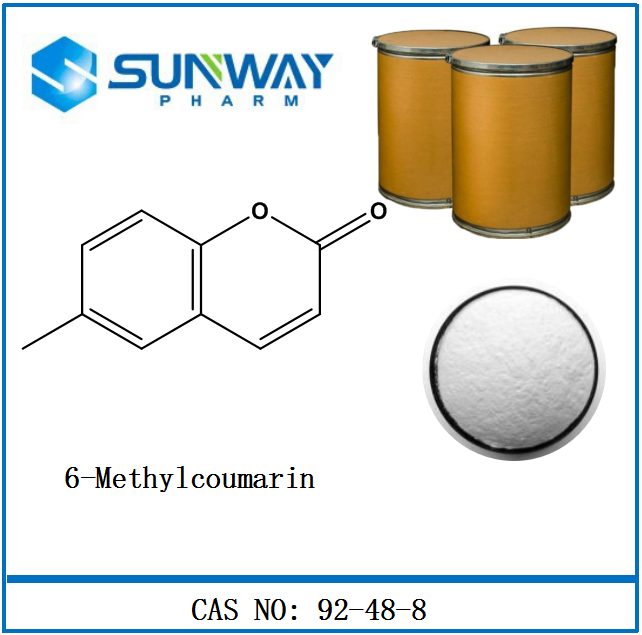 High Quality Chemical Reagent 6-Methyl coumarin 6-MC CAS 92-48-8