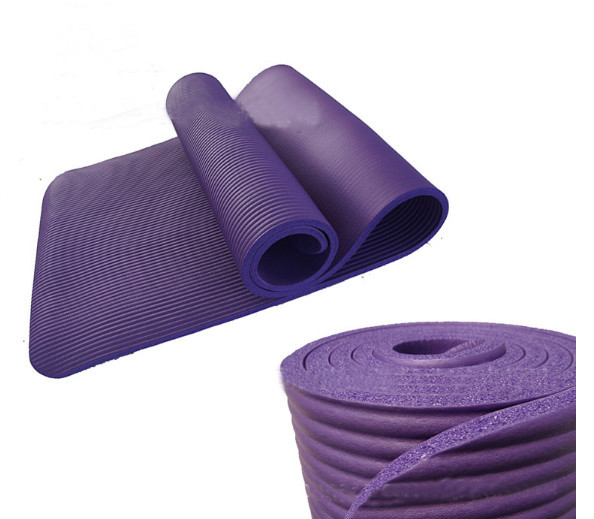New products outdoor fitness flooring 100% eva Anti-Tear rubber yoga mat