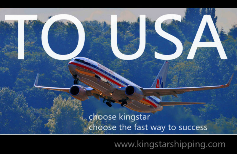 Dallas/USA/American air cargo shipping from chengdu/China with good rates