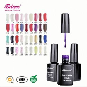 iBelieve OEM Packing cat eye color gel nail polish
