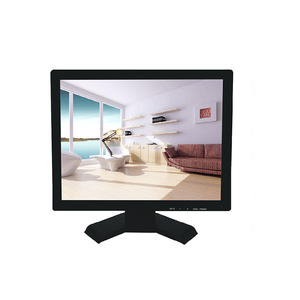 15 Inch Cheap Small Cctv Lcd Monitor With Vga Input