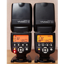 New electronics flash Yongnuo YN 560 III Professional Flash Speedlight for Canon For Nikon DSLR Camera