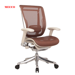 China manufacturer mesh fabric ergonomic drafting office chair conference room chairs racing gaming style boss chair