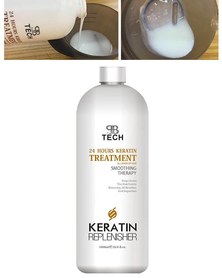 Professional OEM brands Brazilian protein hair care repair Cream Straight keratin hair keratin treatment