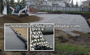 agriculture nonwoven weed control covering fabric