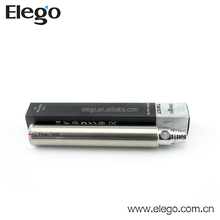 Shenzhen elego technology variable voltage 3.3V-4.8V e cigarette ego c twist