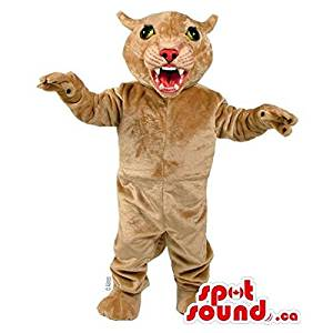 Wolf low cost Mascots USA premium lightweight custom Costume by CJs Huggables