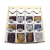 Yase Promotional gift box Gemstone Collection box Natural gemstone Natural mixed color Gemstone factory with box