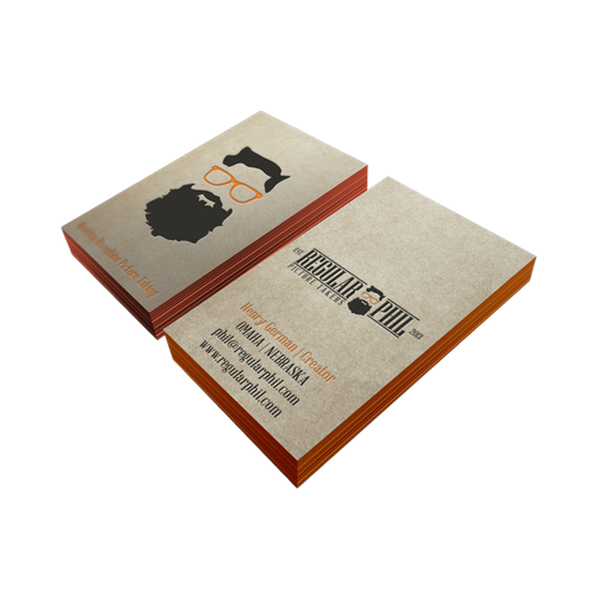 Die Cutting New Design Business Card Printing