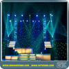 hotselling led color changing curtain light,star drop show led curtains