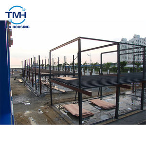 High Quality Prefabricated House Steel Structure Warehouse For Sale