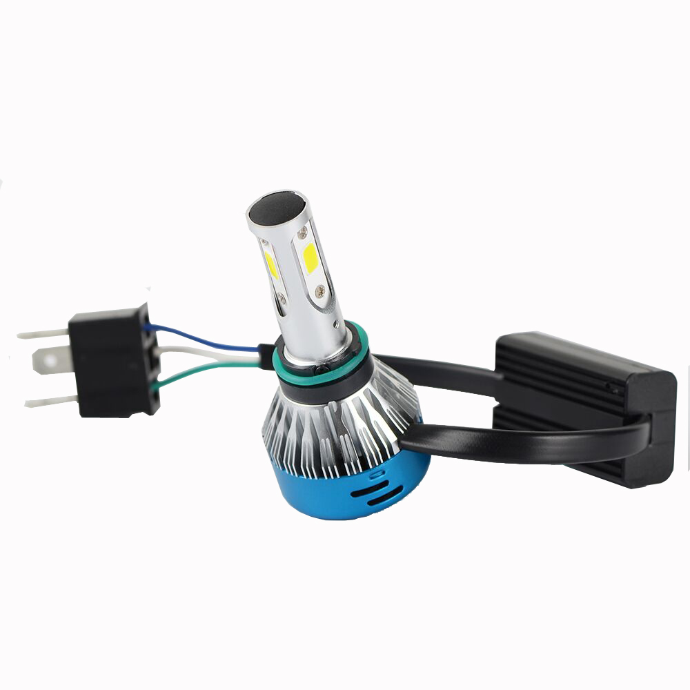 High Power 40W 4000LM Motorcycle Led Headlight Bulb