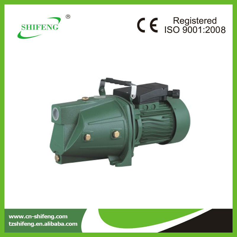 Brass/Aluminum Impeller JET-100B Self-priming Jet Pump