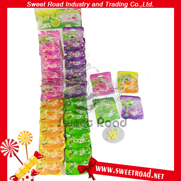 Sweetroad Fruit Candy Sour Hard Candy Bonbon Sweet