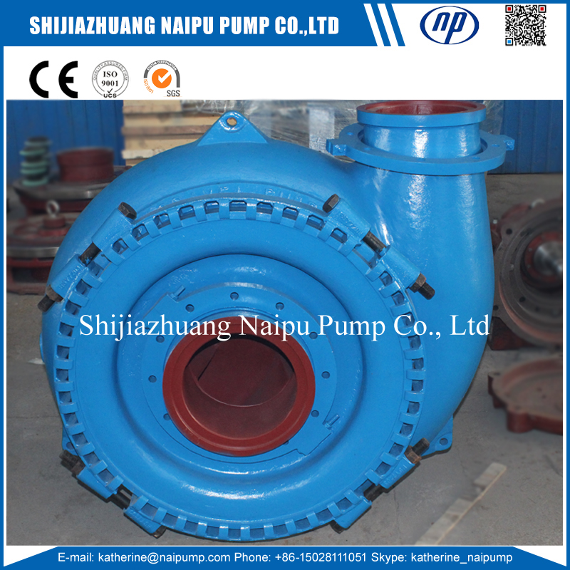 12 / 10 G - G New Production 10 inches Horizontal Sand Pump