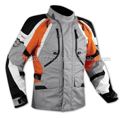 Best Offer Motorcycle Cordura Jacket , Textile Biker Jacket