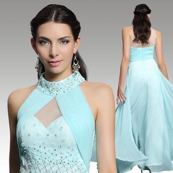 Gorgeous Malay Thick Satin Dress Halter Neck Aliexpress Wedding ...