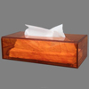 Custom-made Red Acrylic Tissue Box For Home and Hotel