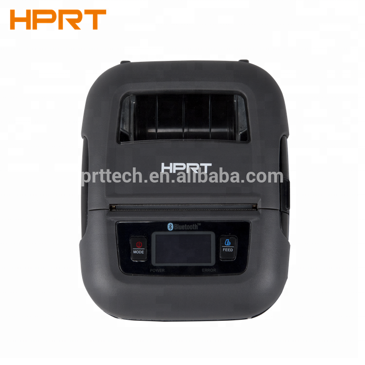HM-T300 80mm 3 inch Draadloze Draagbare Mini Mobiele thermische Label Printer