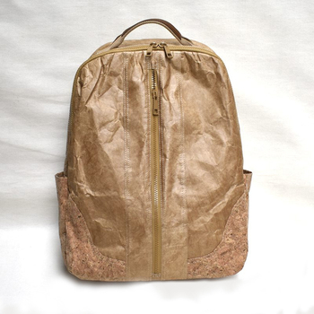 Oem Double Material Soft Cork With Lightweight Tyvek Backpack ... f0494f2a72