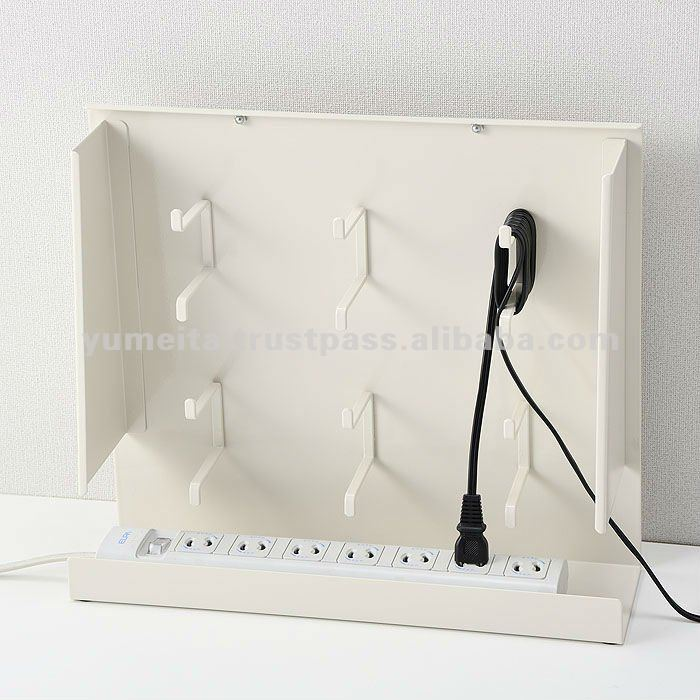 Japan Quality & Japan Design Metal Furniture Cable Storage Box