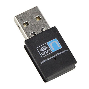 USB WiFi dongle 300M Network Card Adapter 300Mbps Mini Wireless Receiver Realtek 802.11b/g/n CA6280