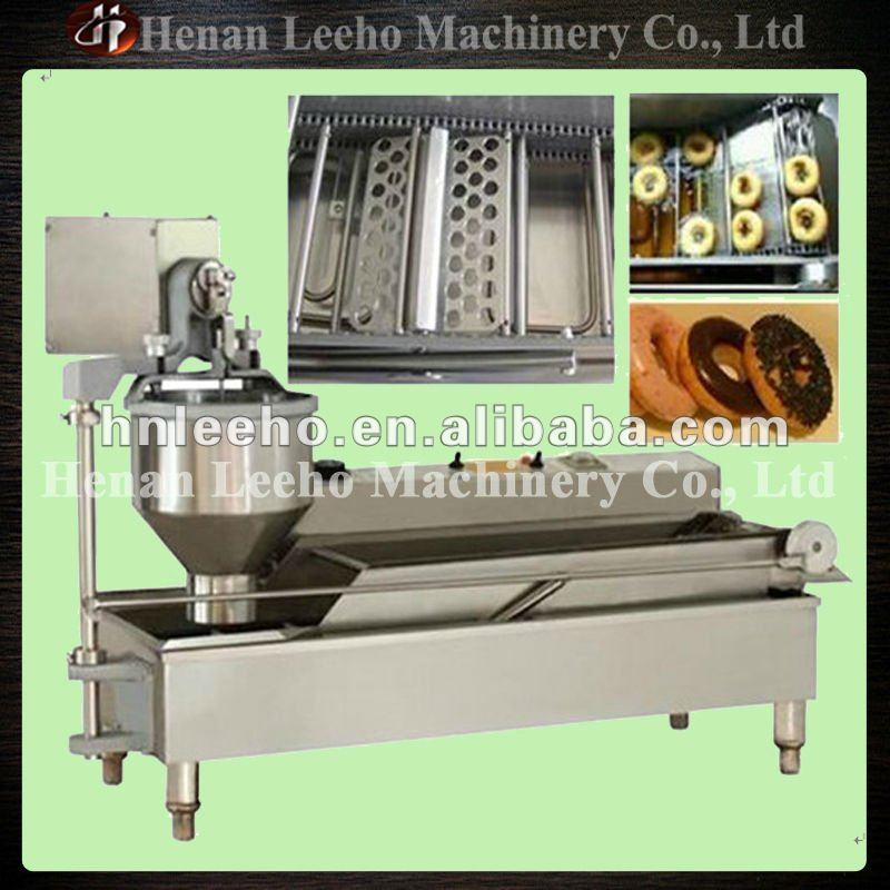 2012 hot sale automatic donut frying machine 8615333820631