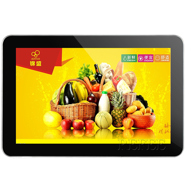10 inch advertising tablet android tablet pc rj45 poe lcd screens for sale
