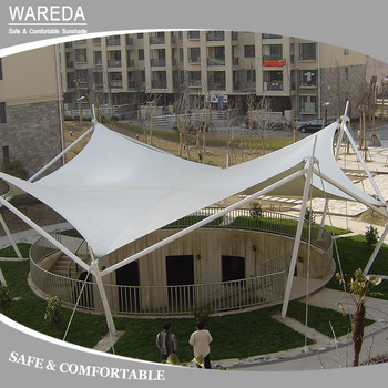 tensile car park membrane & tensile car park membrane View membrane steel structure wareda ...