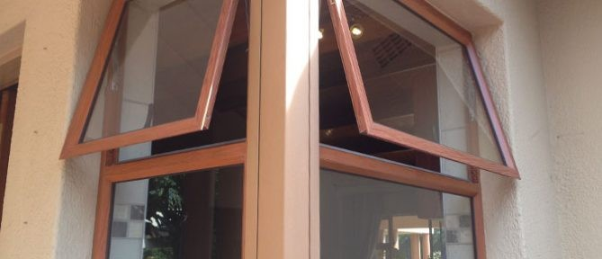 product-Zhongtai-Top Aluminium Frame Single Hung Glass Window For Home-img-1