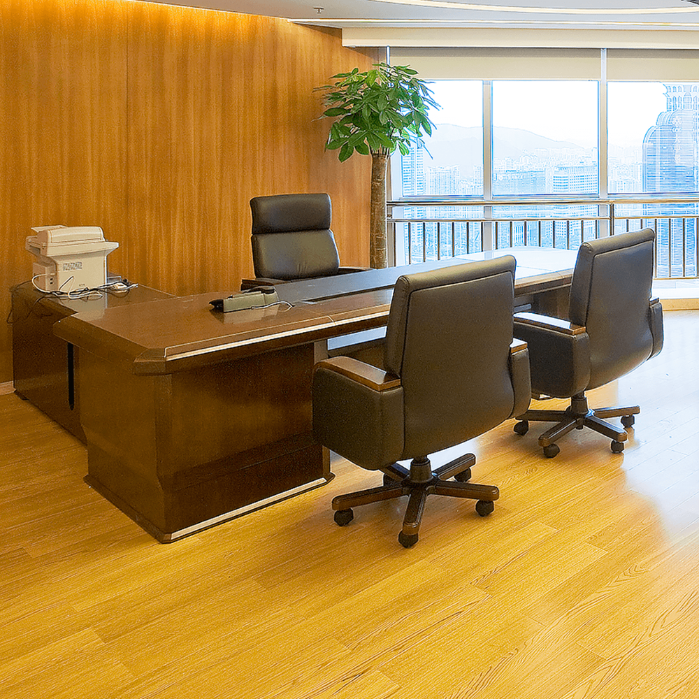 Luxury CEO Executive Office Table Design Tall People Furniture(FOH-K3276),  View Executive Office Table, FOH Product Details from Guangzhou Mega Import  ...