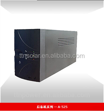 Alibaba Top Popular High Frequency Power Supply low distortion 500w 1000w 50HZ offline UPS