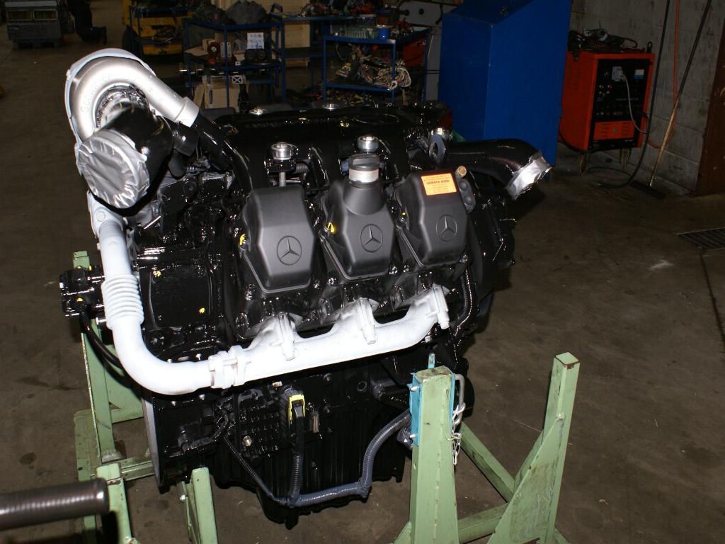 Mercedes-benz Om501la Engine - Buy Om501la,Om541,Om501 L A Product on  Alibaba.com