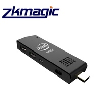 Intel stick Atom Z3735F win 10/android 4.4 Dual OS WiFi 2.4G HDMI pc stick Factory Wholesale 2GB RAM computer stick