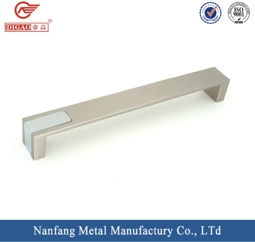 high quality zinc furniture handle knob for kitchen cabinet and drawer