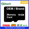 Bulk Hi Tech Class10 16GB Memory Card For CNC Machine