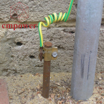 Custom Home Electrical Tinned Copper Bonded Earth