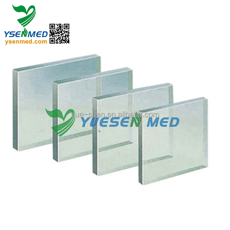 Protection Product X-ray Shielding Leaded Glass