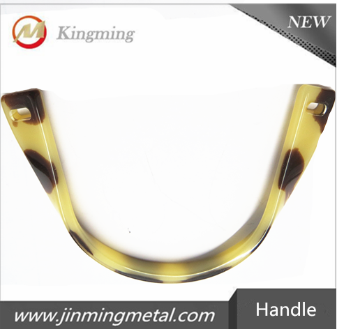 Fashion of Marble Handle For Handbags